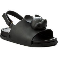 Sandały dziewczęce: Sandały MELISSA – Mini Melissa Beach Slide Sanda 32284 Black 01003