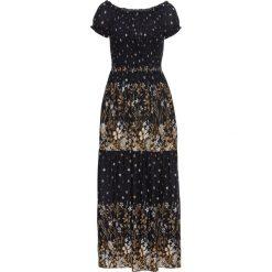 Sukienki: Sukienka z elastyczną wstawką bonprix niebieski