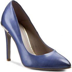 Szpilki: Szpilki GINO ROSSI – Violett DCF756-H25-4300-5300-0 Niebieski 55