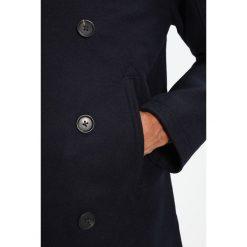 Płaszcze przejściowe męskie: Abercrombie & Fitch Płaszcz wełniany /Płaszcz klasyczny navy