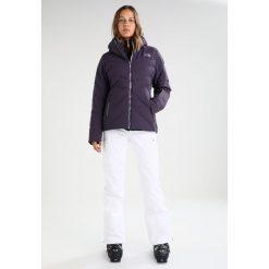 The North Face LOSTRAIL Spodnie narciarskie white. Białe bryczesy damskie marki The North Face, xl, z elastanu, narciarskie. W wyprzedaży za 616,85 zł.