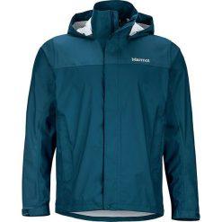 Kurtki sportowe męskie: Marmot Kurtka Precip Jacket niebieski r. L (41200-200)