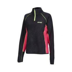 Bluzy damskie: BERG OUTDOOR Bluza damska Carbon Fibre Sweat czarno-różowa r. XL (HK3220502)