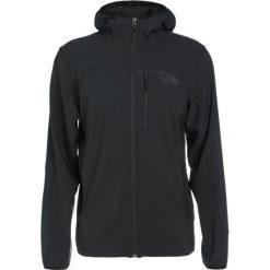 The North Face APEX NIMBLE HOODY Kurtka Softshell black. Szare kurtki sportowe męskie marki The North Face, l, z materiału, z kapturem. W wyprzedaży za 359,40 zł.
