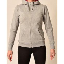 Odzież sportowa damska: Umbro Bluza W Hood S Kapucí Grey Marl/Purple S