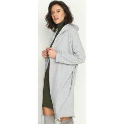 Bluzy damskie: Jasnoszara Bluza Become One