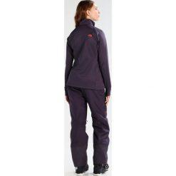The North Face PRO MIDLAYER VIS Kurtka z polaru egg purple. Fioletowe kurtki sportowe damskie marki The North Face, xs, z elastanu. W wyprzedaży za 479,20 zł.