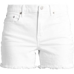 Bermudy damskie: GAP SHORT OPTIC Szorty jeansowe optic white