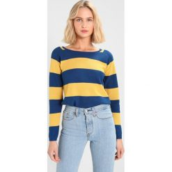 Swetry klasyczne damskie: Compañía fantástica THURSDAY JUMPER Sweter yellow