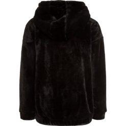 Next SUPER SOFT HOODED ZIP THROUGH Bluza rozpinana black. Czarne bluzy dziewczęce Next, z materiału. Za 159,00 zł.