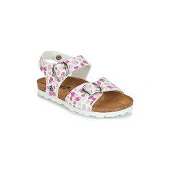 Sandały Dziecko  Citrouille et Compagnie  RELUNE. Białe sandały dziewczęce Citrouille et Compagnie. Za 129,00 zł.