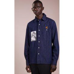 Koszule męskie na spinki: Vivienne Westwood Anglomania PETER Koszula blue