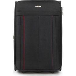 Walizka duża V25-3S-273-10. Czarne walizki marki Wittchen, duże. Za 169,00 zł.