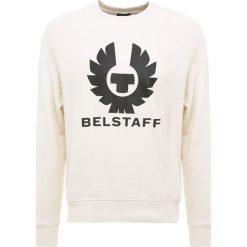 Belstaff HOLMSWOOD Bluza natural. Białe bluzy męskie Belstaff, m, z bawełny. Za 629,00 zł.