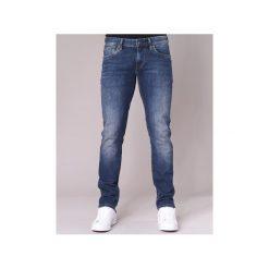 Jeansy slim fit Pepe jeans  HATCH. Niebieskie jeansy męskie relaxed fit marki Pepe Jeans. Za 279,20 zł.