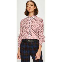 Pepe Jeans - Koszula. Szare koszule jeansowe damskie Pepe Jeans, l, klasyczne, z klasycznym kołnierzykiem, z długim rękawem. Za 319,90 zł.