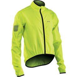 Northwave Kurtka Wodoodporna Vortex Jacket Yellow Fluo M. Niebieskie kurtki sportowe męskie marki Oakley, na lato, z bawełny, eleganckie. Za 155,00 zł.