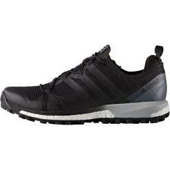 Adidas Performance TERREX AGRAVIC GTX Obuwie hikingowe core black/footwear white. Czarne buty sportowe męskie adidas Performance, z materiału, outdoorowe. Za 649,00 zł.
