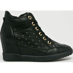 Geox - Buty. Czarne buty sportowe męskie marki Asics, do piłki nożnej. Za 479,90 zł.