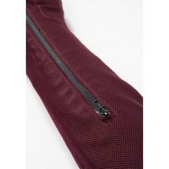 Topshop CACTUS Muszkieterki burgundy. Czerwone buty zimowe damskie marki Topshop, z materiału. W wyprzedaży za 209,30 zł.