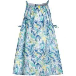 Sukienki dziewczęce letnie: 3 Pommes Sukienka letnia emeraude
