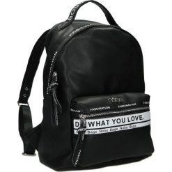 Plecaki damskie: Nobo Plecak damski E1330-C020 czarny