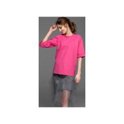 SOULMATES t-shirt no. 1. Czerwone t-shirty damskie Soulmates. Za 114,00 zł.