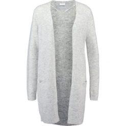 Swetry damskie: Vila VICANT  Kardigan light grey melange