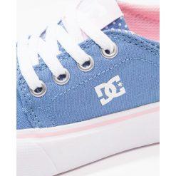 Trampki chłopięce: DC Shoes TRASE  Tenisówki i Trampki blue/white