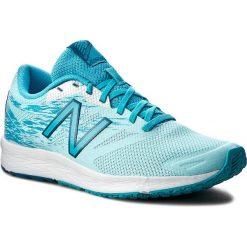 Buty sportowe damskie: Buty NEW BALANCE - WFLSHLO1  Niebieski