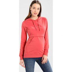 Bluzki asymetryczne: Boob WARMER HOODIE Bluzka z długim rękawem faded rose
