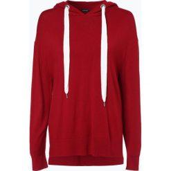 More & More - Sweter damski, czerwony. Szare swetry klasyczne damskie marki Reserved, m, z kapturem. Za 279,95 zł.