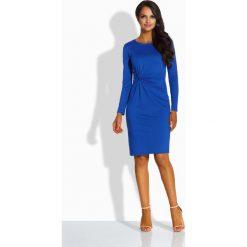 Sukienki: Elegancka dopasowana sukienka chaber