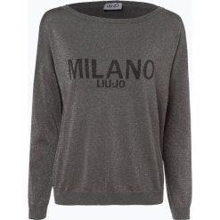 Liu Jo Collection - Sweter damski, szary. Szare swetry klasyczne damskie Liu Jo Collection, xl. Za 449,95 zł.