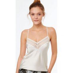 Piżamy damskie: Etam – Top piżamowy Lyson