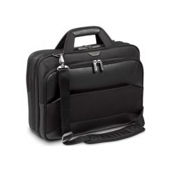 TARGUS Mobile VIP 12-15.6'' Large TopLoad Laptop Case Czarna TBT916EU. Czarne torby na laptopa marki Targus, w paski, z materiału. Za 214,67 zł.