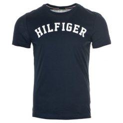 Tommy Hilfiger T-Shirt Męski M Ciemny Niebieski. Niebieskie t-shirty męskie marki Oakley, na lato, z bawełny, eleganckie. Za 139,00 zł.