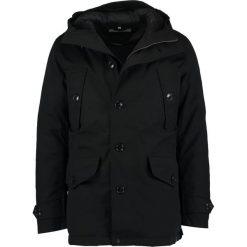 Parki męskie: CLOSED COLD WEATHER  Parka black