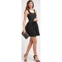 Sukienki hiszpanki: See u Soon Sukienka koktajlowa black