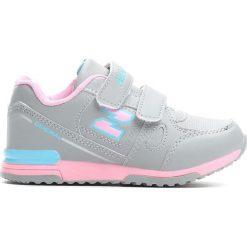 Szare Buty Sportowe Born Like This. Szare buty sportowe dziewczęce marki Born2be, z materiału, z okrągłym noskiem. Za 49,99 zł.