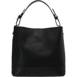 Shopper bag damskie: Cortefiel Torba na zakupy black
