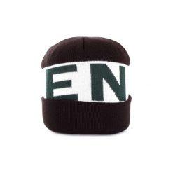 Czapki Penn-rich By Woolrich  WYACC0203AC83. Czarne czapki zimowe męskie Penn-rich By Woolrich. Za 177,82 zł.
