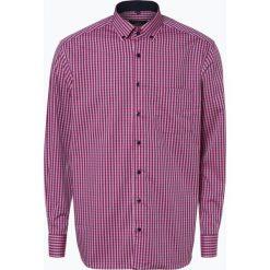 Eterna Modern Fit - Koszula męska niewymagająca prasowania, różowy. Czarne koszule męskie non-iron marki TOM TAILOR DENIM, l, z bawełny, button down, z długim rękawem. Za 199,95 zł.