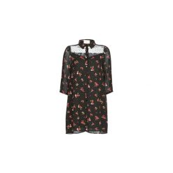Sukienki krótkie Moony Mood  JANTA. Sukienki małe czarne marki Moony Mood, l, z krótkim rękawem. Za 149,00 zł.