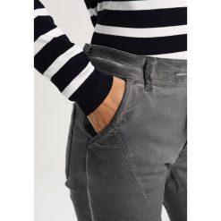 Spodnie dresowe damskie: More & More Spodnie treningowe dark warm grey