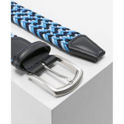 Paski męskie: Anderson's STRETCH BELT Pasek pleciony multi blue