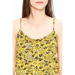 Noisy May - Sukienka Magic. Szare długie sukienki marki Noisy May, na co dzień, l, z tkaniny, casualowe, z okrągłym kołnierzem, na ramiączkach, proste. W wyprzedaży za 89,90 zł.