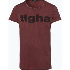 T-shirty męskie: Tigha – T-shirt męski – Tigha Logo Vintage, czerwony