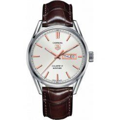 ZEGAREK TAG HEUER CARRERA WAR201D.FC6291. Czarne zegarki męskie marki KALENJI, ze stali. Za 11590,00 zł.