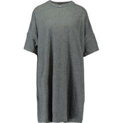 Sukienki dzianinowe: And Less VINSTRA Sukienka dzianinowa grey melange